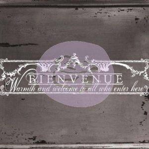 BIENVENUE WHITE 300x300 - My Shabby Chic Corner - Prodotti Iron Orchid Designs - IOD
