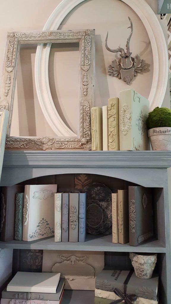 Inspiration My Shabby Corner 19 04 01 - My Shabby Chic Corner - Prodotti Iron Orchid Designs - IOD