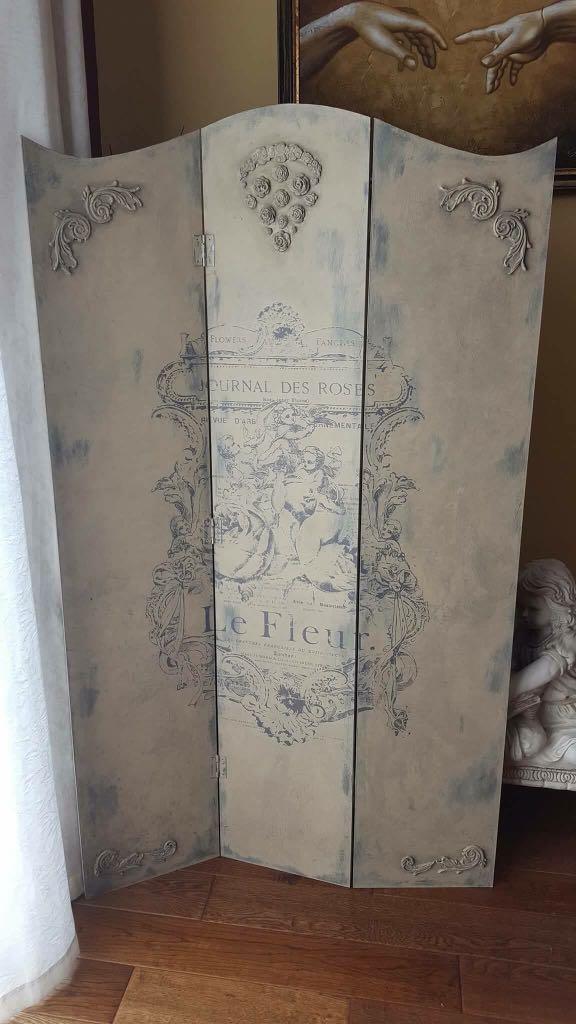 Inspiration My Shabby Corner 19 08 55 - My Shabby Chic Corner - Prodotti Iron Orchid Designs - IOD
