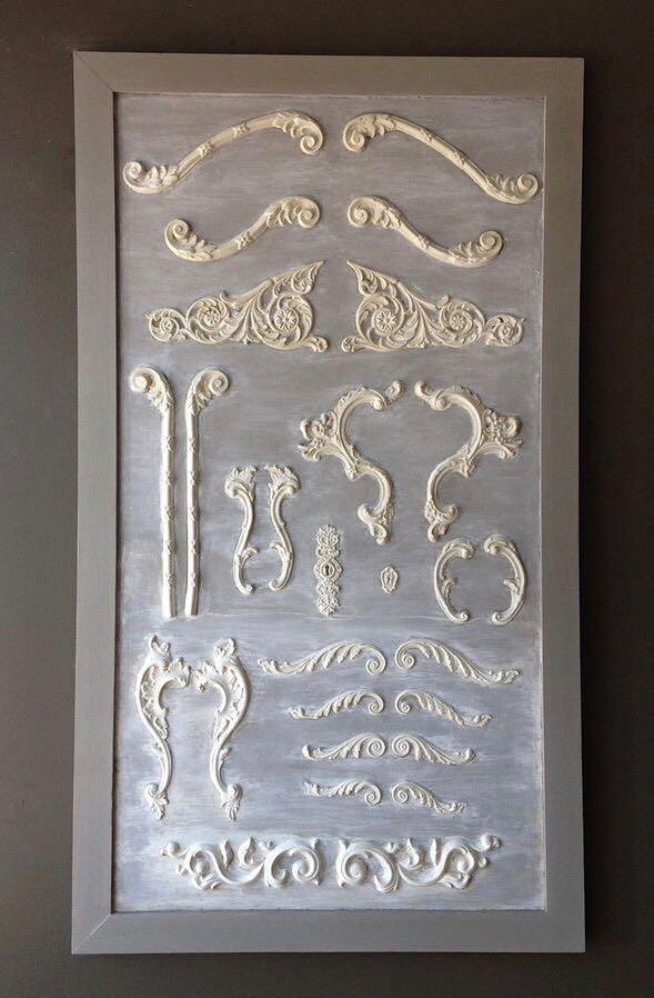 Inspiration My Shabby Corner 19 15 40 - My Shabby Chic Corner - Prodotti Iron Orchid Designs - IOD