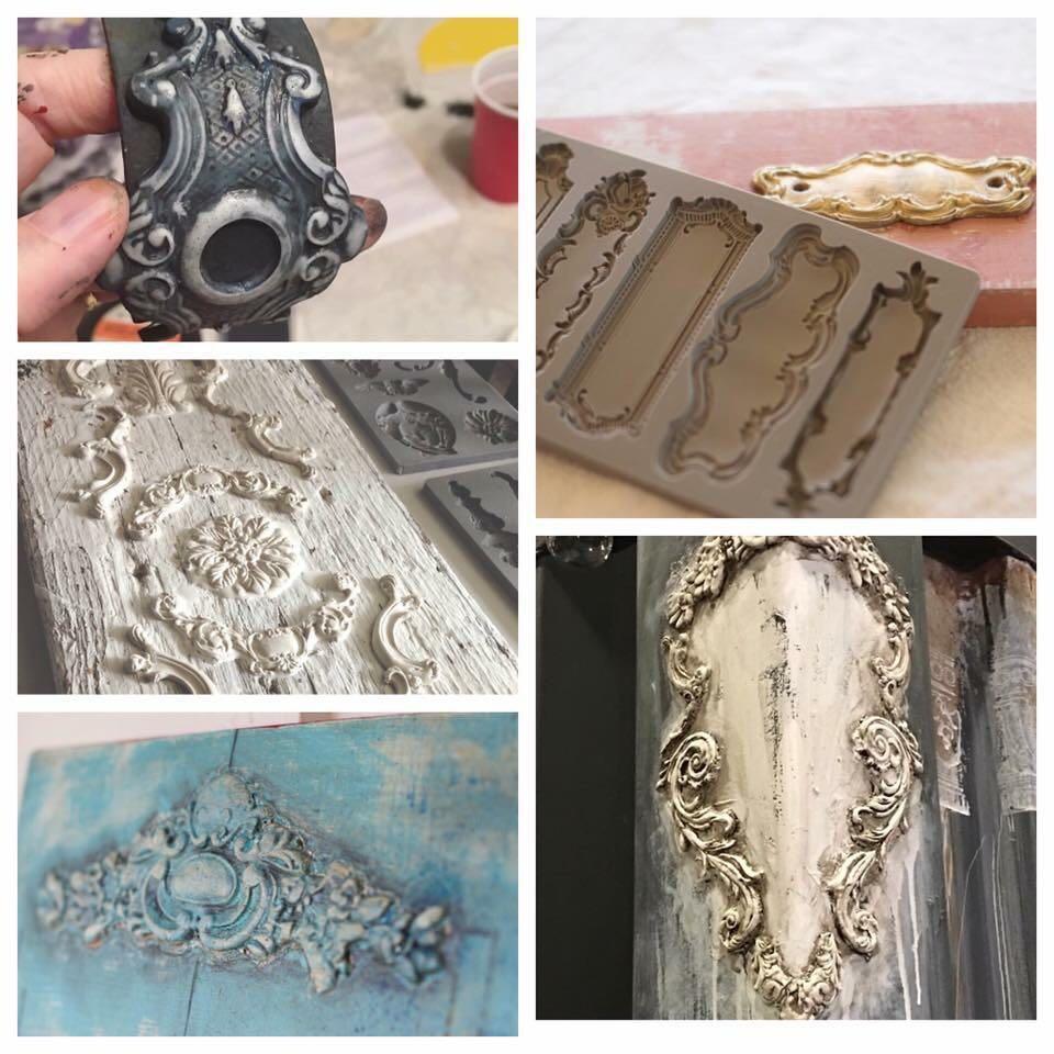 Inspiration My Shabby Corner 19 27 13 - My Shabby Chic Corner - Prodotti Iron Orchid Designs - IOD