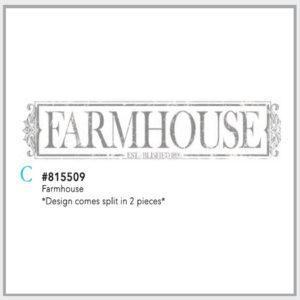 farmhouse 300x300 - My Shabby Chic Corner - Prodotti Iron Orchid Designs - IOD