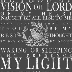 Be Thou My Vision 300x300 - My Shabby Chic Corner - Prodotti Iron Orchid Designs - IOD
