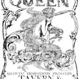 Sea Queen 300x300 - My Shabby Chic Corner - Prodotti Iron Orchid Designs - IOD