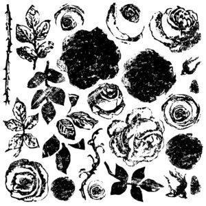 IOD DS PainterlyRoses 300x300 - My Shabby Chic Corner - Prodotti Iron Orchid Designs - IOD
