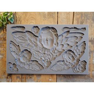 iod mould classical cherbus 1 - My Shabby Chic Corner - Prodotti Iron Orchid Designs - IOD