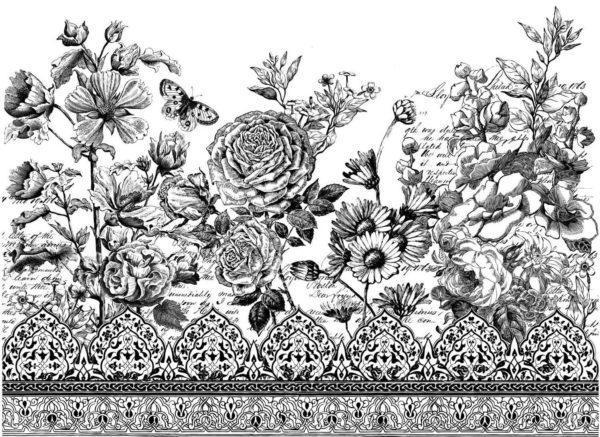 IMG 9273 600x437 - My Shabby Chic Corner - Prodotti Iron Orchid Designs - IOD