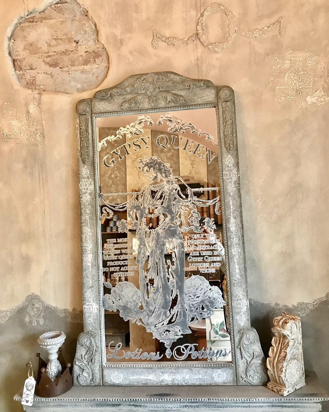 Specchio decorativo \
