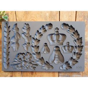 iod mould laurel 1 300x300 - My Shabby Chic Corner - Prodotti Iron Orchid Designs - IOD