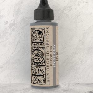 IOD DecorInk StoneGray 300x300 - My Shabby Chic Corner - Prodotti Iron Orchid Designs - IOD