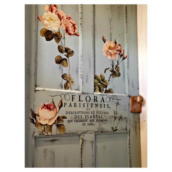 flora4 600x600 - My Shabby Chic Corner - Prodotti Iron Orchid Designs - IOD