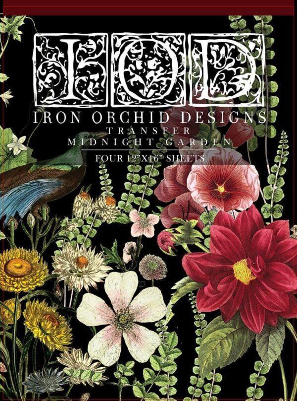 IMG 1023 600x808 - My Shabby Chic Corner - Prodotti Iron Orchid Designs - IOD
