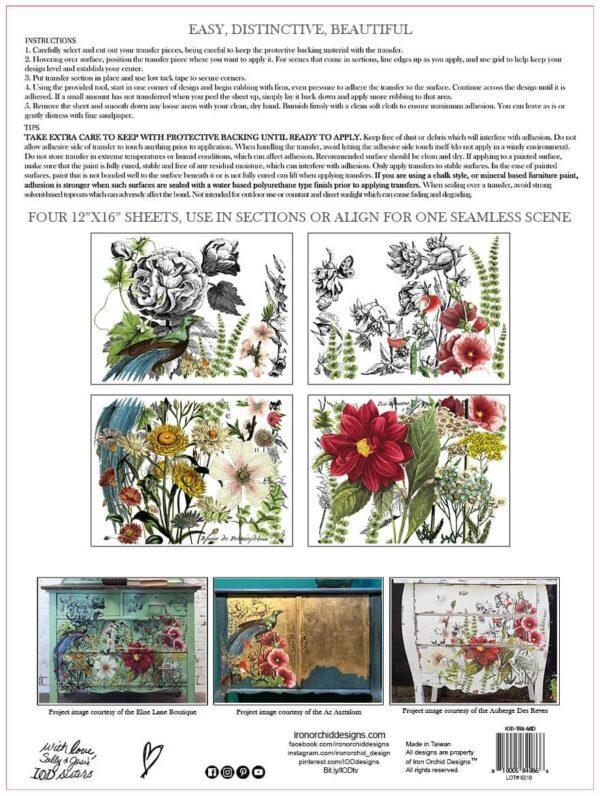 IMG 1024 600x796 - My Shabby Chic Corner - Prodotti Iron Orchid Designs - IOD
