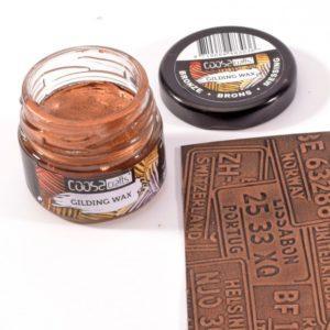 Gilding wax metal Bronze 300x300 - My Shabby Chic Corner - Prodotti Iron Orchid Designs - IOD