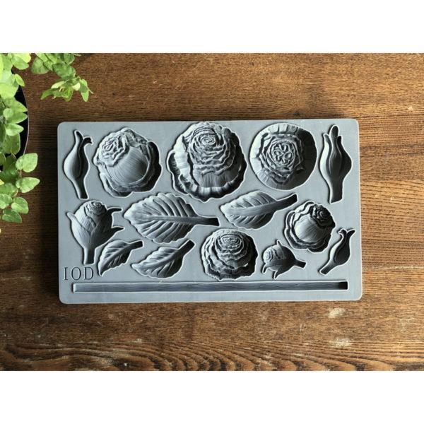 Heirloom Roses 600x600 - My Shabby Chic Corner - Prodotti Iron Orchid Designs - IOD