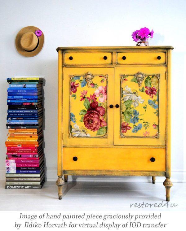 IMG 5398 600x746 - My Shabby Chic Corner - Prodotti Iron Orchid Designs - IOD