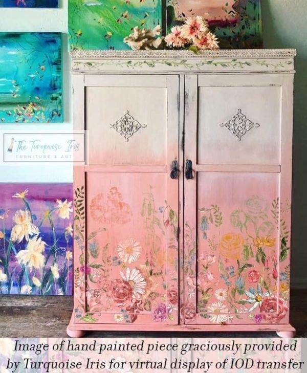 IMG 5399 600x729 - My Shabby Chic Corner - Prodotti Iron Orchid Designs - IOD