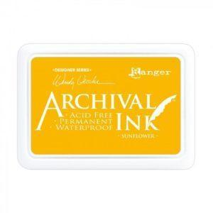 Ink pad Giallo Girasole 300x300 - My Shabby Chic Corner - Prodotti Iron Orchid Designs - IOD