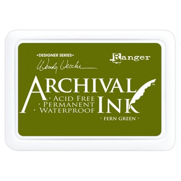 Ink pad Verde - My Shabby Chic Corner - Prodotti Iron Orchid Designs - IOD