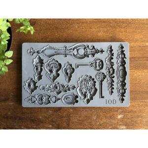 Lock Key 300x300 - My Shabby Chic Corner - Prodotti Iron Orchid Designs - IOD