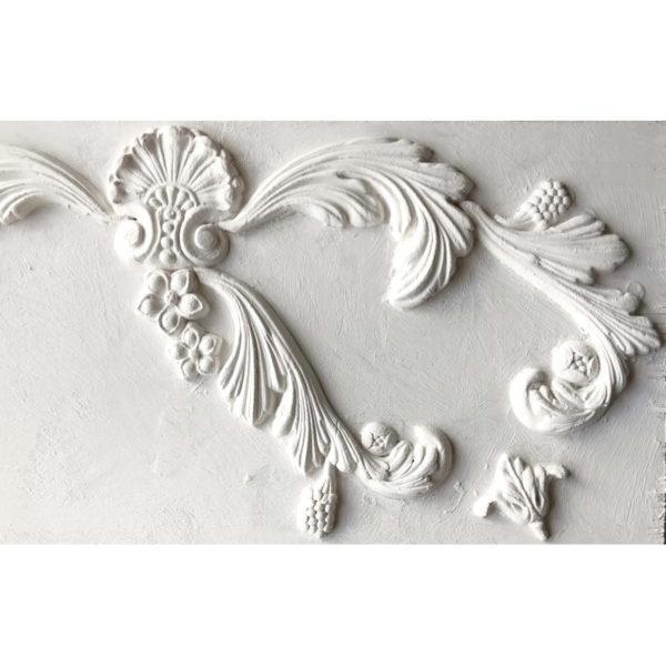 iod mould acanthus scroll 13 600x600 - My Shabby Chic Corner - Prodotti Iron Orchid Designs - IOD