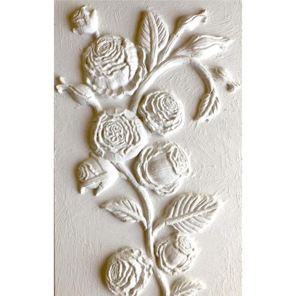 iod mould heirloom roses 13 600x600 - My Shabby Chic Corner - Prodotti Iron Orchid Designs - IOD
