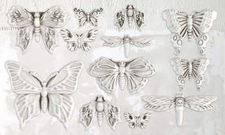 Monarch - My Shabby Chic Corner - Prodotti Iron Orchid Designs - IOD