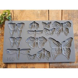iod mould monarch 1 1 300x300 - My Shabby Chic Corner - Prodotti Iron Orchid Designs - IOD