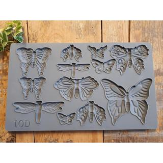 iod mould monarch 1 1 - My Shabby Chic Corner - Prodotti Iron Orchid Designs - IOD