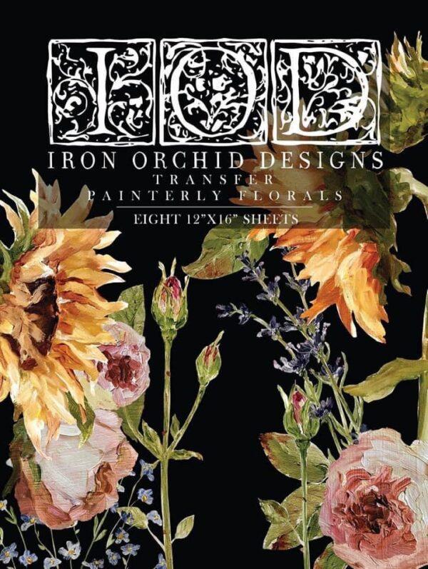 IMG 1427 600x797 - My Shabby Chic Corner - Prodotti Iron Orchid Designs - IOD