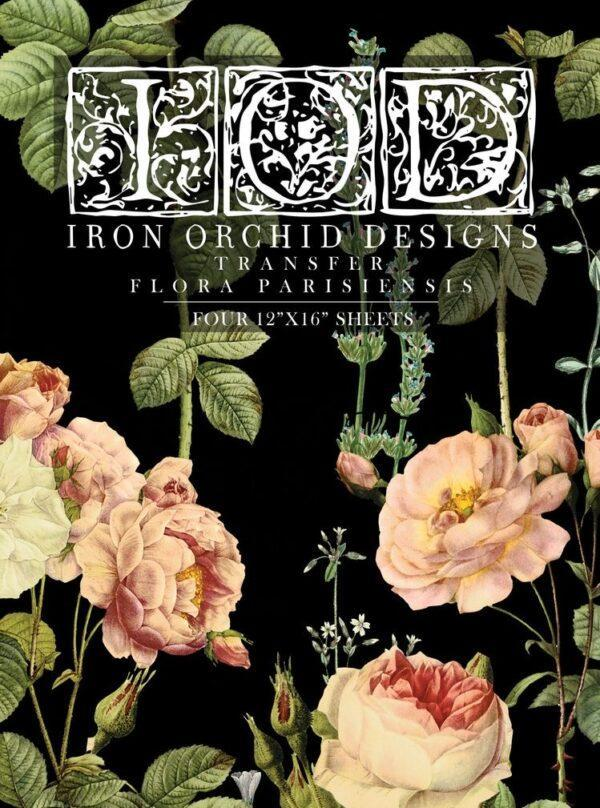 IMG 2046 600x808 - My Shabby Chic Corner - Prodotti Iron Orchid Designs - IOD