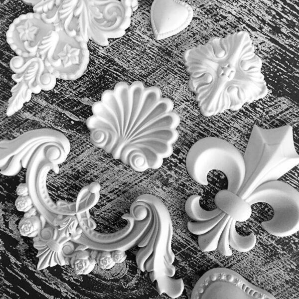 IMG 8519 600x600 - My Shabby Chic Corner - Prodotti Iron Orchid Designs - IOD