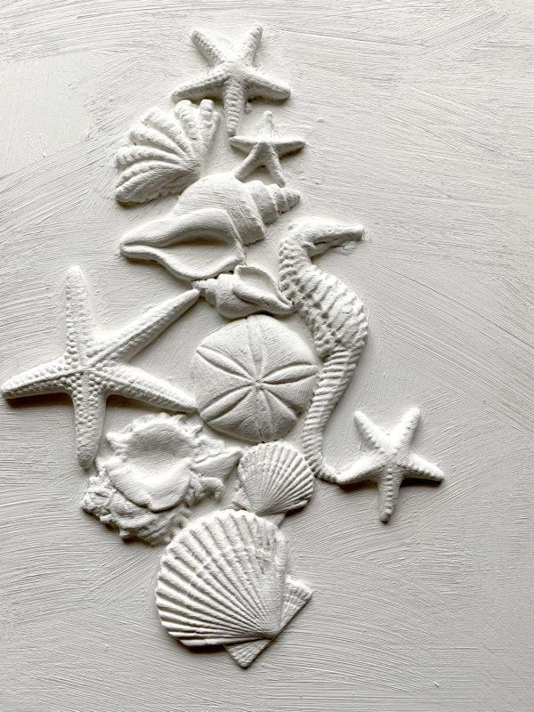 seashore mould shot 600x800 - My Shabby Chic Corner - Prodotti Iron Orchid Designs - IOD