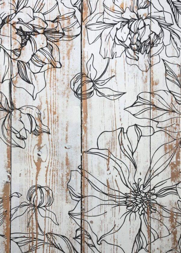 IMG 6470 600x841 - My Shabby Chic Corner - Prodotti Iron Orchid Designs - IOD