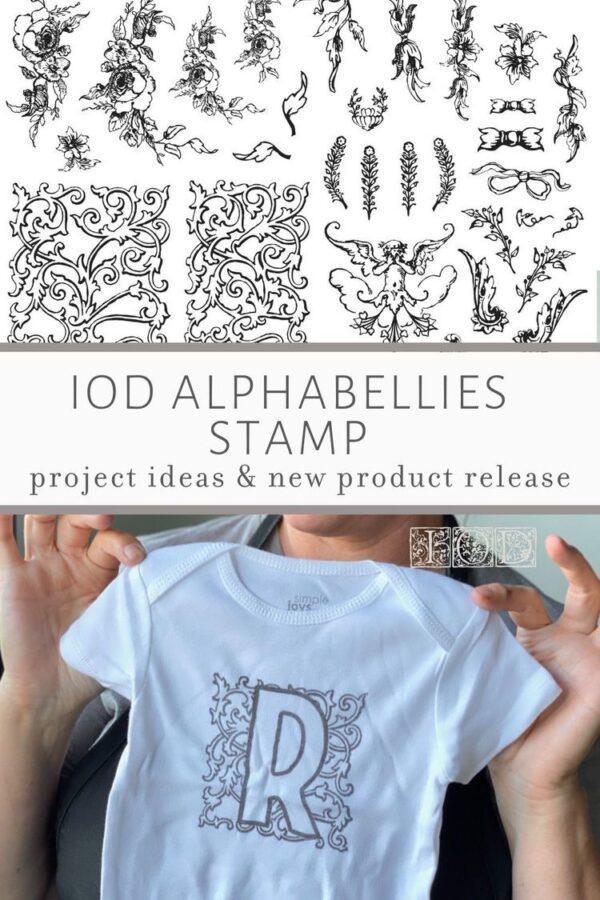 IMG 6474 600x900 - My Shabby Chic Corner - Prodotti Iron Orchid Designs - IOD