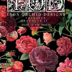 Redoute FRONT 300x300 - My Shabby Chic Corner - Prodotti Iron Orchid Designs - IOD