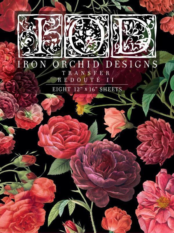 Redoute FRONT 600x800 - My Shabby Chic Corner - Prodotti Iron Orchid Designs - IOD