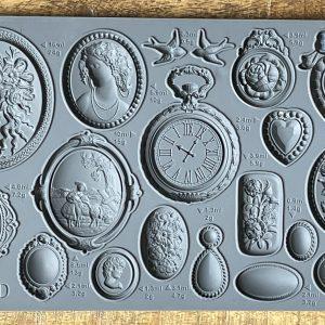 Cameos Mould 300x300 - My Shabby Chic Corner - Prodotti Iron Orchid Designs - IOD