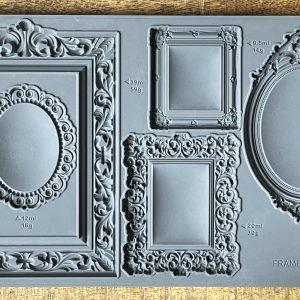 Frames Mould 300x300 - My Shabby Chic Corner - Prodotti Iron Orchid Designs - IOD
